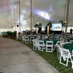 Event Pole tent by Worldwide tents