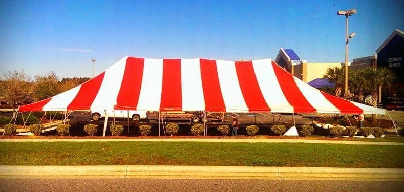 Worldwide Tents Revival Tent