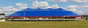 80X140 gorgeous revival tent
