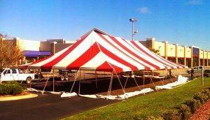 40X80 Revival Tent