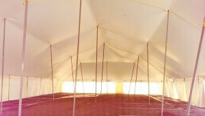 60X120 Pole Tent